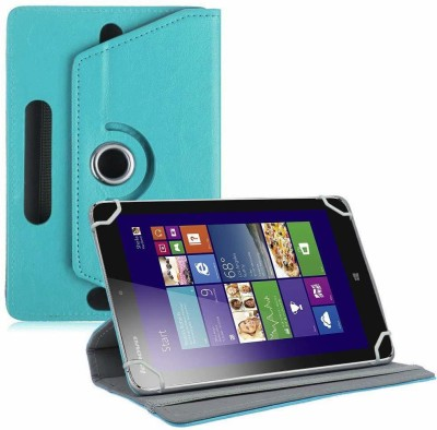 """TGK Book Cover for Lenovo IdeaTab Miix 2 8 """" Tablet(Blue, Cases with Holder)"""