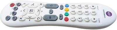 Videocon d2h 100% Original Remote Controller Compatible Remote Controller(White)