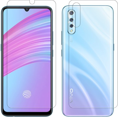 Yoox Front and Back Screen Guard for Vivo S1(Pack of 1)