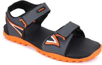 Density Men Orange Sandals