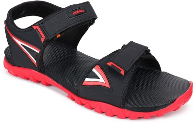 Density Men Red Sandals