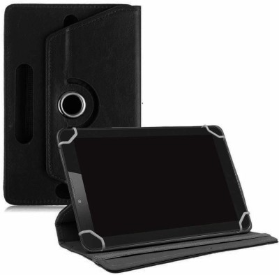 TGK Book Cover for XOLO QC800 Tablet 8 inch(Black, Cases with Holder)