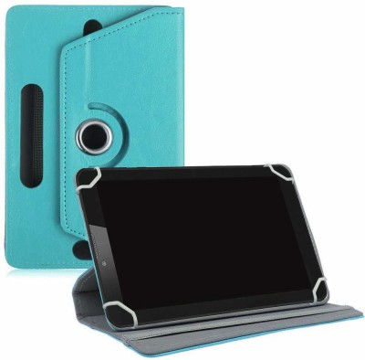 TGK Book Cover for XOLO QC800 Tablet 8 inch(Blue, Cases with Holder)