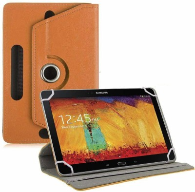 TGK Flip Cover for Samsung Galaxy Note 10.1 Edtion 2014 Sm-P6000 Sm-P6010 Sm-P6050 Sm-P600 Sm-P601 Sm-P605(Orange, Cases with Holder)
