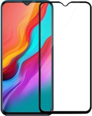 CLASIKCART Edge To Edge Tempered Glass for Infinix Hot 8(Pack of 1)