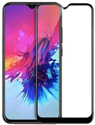BeeVault Edge To Edge Tempered Glass for Infinix Smart 3 Plus(Pack of 1)