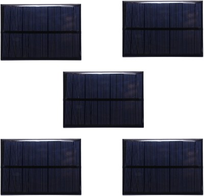 Electronicspices PACK OF 5 Solar Panel