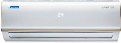 Blue Star 0.8 Ton 3 Star Split Inverter AC  - White(IC309RBTU, Copper Condenser)