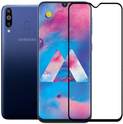 Olypex Edge To Edge Tempered Glass for Samsung Galaxy A10, Samsung Galaxy A10s, Samsung Galaxy M20(Pack of 1)