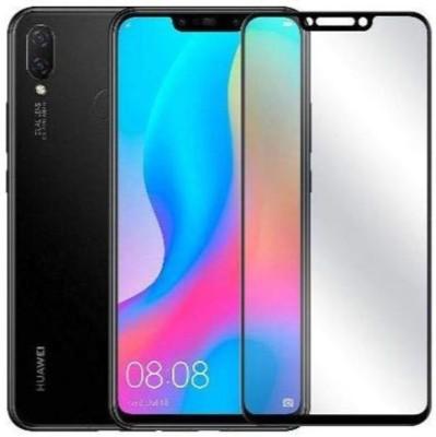 CLASIKCART Edge To Edge Tempered Glass for Huawei Nova 3i(Pack of 1)
