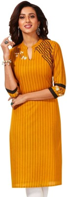 Jevi Prints Pure Cotton Striped, Printed Salwar Suit Material Unstitched