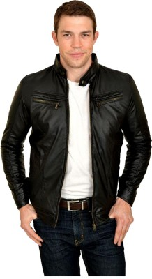 Khalifa Full Sleeve Solid Men Jacket