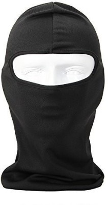 TWS Full Free size Anti-pollution Mask(Black, Pack of 1)