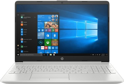 HP 15s Core i5 10th Gen - (8 GB/1 TB HDD/256 GB SSD/Windows 10 Home/2 GB Graphics) 15s-dr1000tx Thin and Light Laptop(15.6 inch, Natural Silver, 1.74 kg, With MS Office)