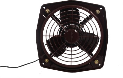 Khaitan Fresh Air Fan 230mm 230 mm 3 Blade Exhaust Fan(Brown, Pack of 1)