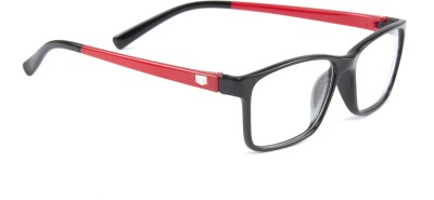SAN EYEWEAR Full Rim Square Frame(50 mm)