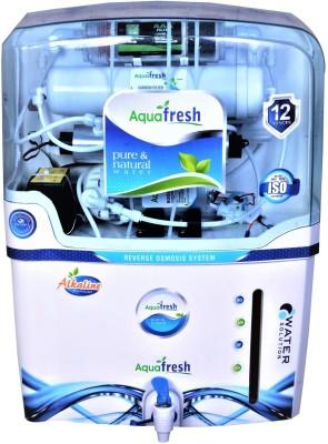 Aqua Fresh nyc red ALKALINE+ro+uv+uf+tds 15 L 15 L RO + UV + UF + TDS Water Purifier(White, Red)