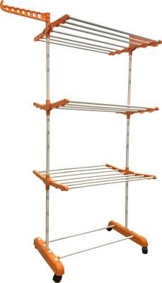 Flipkart SmartBuy Steel Floor Cloth Dryer Stand FSB-005(3 Tier)