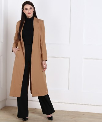 Park Avenue Polyester Solid Coat