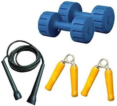 V22 10kg dumbbell set with acessories Gym & Fitness Kit