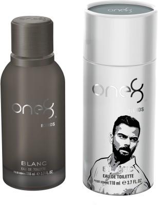 one8 by Virat Kohli Blends Eau de toilette - Blanc Eau de Toilette - 110 ml(For Men)