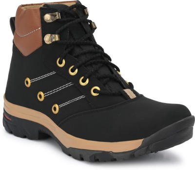 OMIKA Boots For Men(Black)
