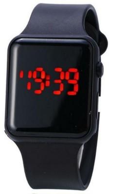 PFN pfef4oc4 Digital LED Watch black colour boys watch girls watch kids watch Digital Watch - For Boys & Girls