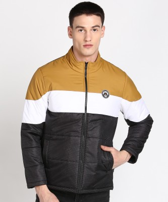 Duke Full Sleeve Colorblock Men Jacket