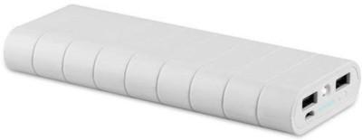zofia 30000 mAh Power Bank White, Lithium ion