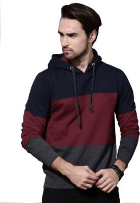 Veirdo Full Sleeve Colorblock Men Jacket