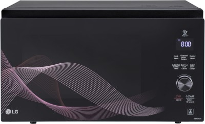 LG 32 L Convection Microwave Oven(MJEN326UH, Black)