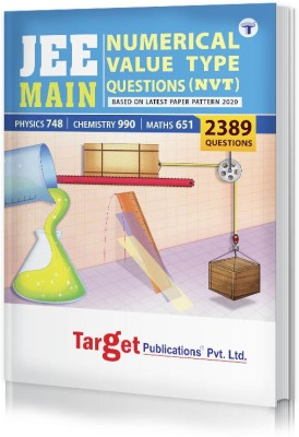 JEE Mains Numerical Value Type Questions (NVT)