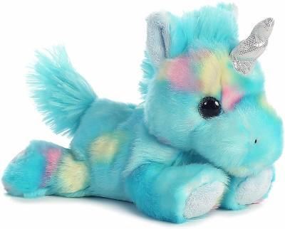 AURORA World Inc. Blueberryripple Unicorn Plush   13 cm Blue AURORA Soft Toys