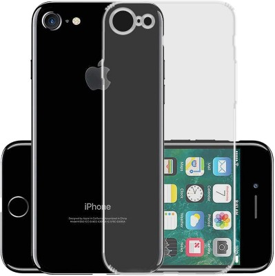 Casehub Back Cover for Apple iPhone 6 Plus, Apple iPhone 6s Plus(Transparent, Camera Bump Protector)