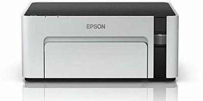 Epson EcoTank M1100 Monochrome InkTank Printer Single Function Monochrome Printer(Black)