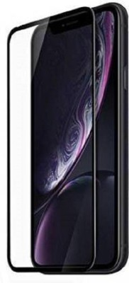 wrapitup Edge To Edge Tempered Glass for Apple iPhone XR(Pack of 1)