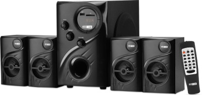 Altec Lansing AL-3001B 45 W Bluetooth Home Theatre  (Black, Grey, 4.1 Channel)