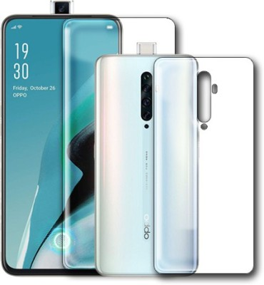 SOMTONE Impossible Screen Guard for Oppo Reno2 F(Pack of 1)