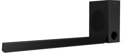 Philips HTL3320/10 300 W Bluetooth Soundbar(Black, 3.1 Channel)