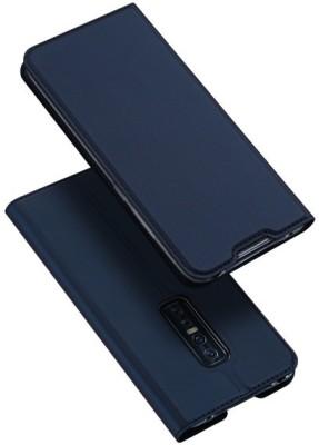 Vodex Flip Cover for Vivo V17 Pro II Vivo V17 Pro (6.44inch)(Blue, Dual Protection)