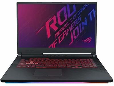 Asus ROG-Strix Core i5 9th Gen - (4 GB/Windows 10 Home/4 GB Graphics/NVIDIA Geforce GTX GTX1650-4GB) G731GT-H7180T Gaming Laptop(17.3 inch, Black)