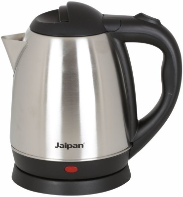Jaipan JPEK0082 Electric Kettle  (1.2 L, White)