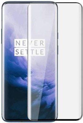 GmkMart.Com Tempered Glass Guard for OnePlus 7 Pro(Pack of 1)