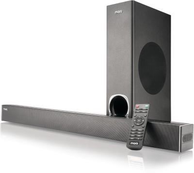 MarQ By Flipkart FS62LS 80 W Bluetooth Soundbar(Black, 2.1 Channel)