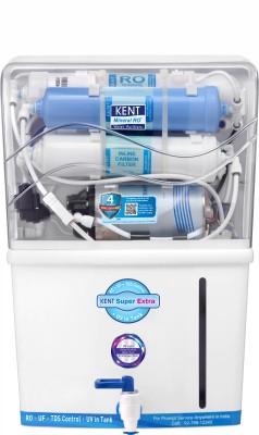 Bluestar Imperia RO+UV+UF Water Purifier (Black)