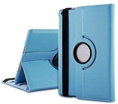 TGK Book Cover for Apple iPad Mini 1, Mini 2, Mini 3 A1432, A1454, A1455, A1489, A1601, A1490, A1491, A1599, A1600(Blue, Cases with Holder)