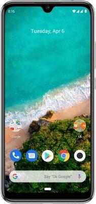 Mi A3 (More Than White, 64 GB)(4 GB RAM)