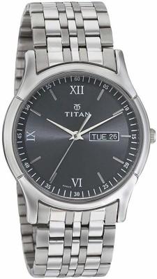 Titan NH1636SM01 Karishma Analog Watch   For Men Titan Wrist Watches