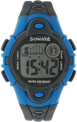 SONATA Digital Watch   For Men   Women SONATA Wrist Watches