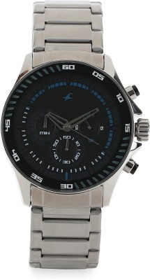 Fastrack ND3072SM03 Chronograph Analog Watch - For Men